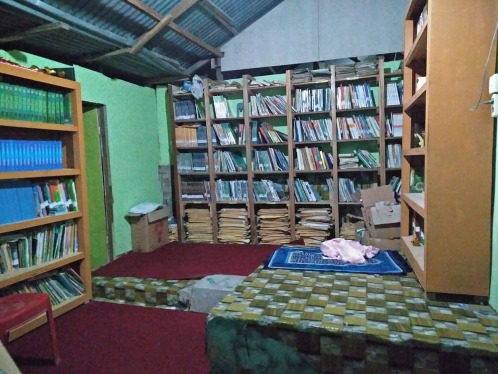 Perpustakaan Panti Asuhan