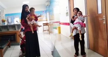 Bantu Annisa pejuang Congenital Rubella Syndrome