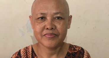 Bantu Ibuku Melawan Kankernya