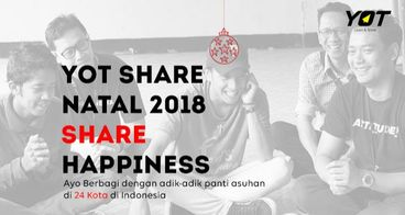 YOT Share , Share Happiness