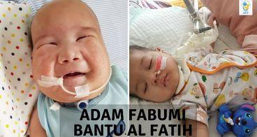 Adam Fabumi Bantu Al Fatih Sembuh
