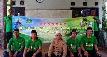 BATUAN KEGIATAN Bersih-Bersih Masjid (BBM Berkah)