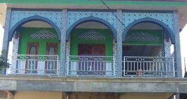 Bantu selesaikan pembangunan masjid miftahul huda