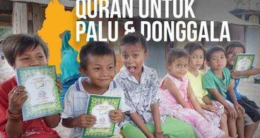Wakaf Qur'an Untuk Palu & Donggala