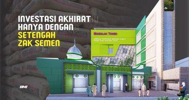 Bantu Bangun Lembaga Pendidikan Berbasis Masjid