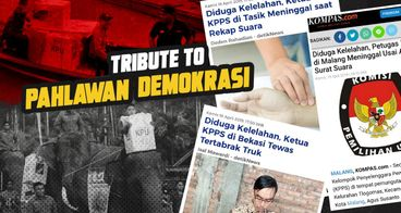 Tribute to Pahlawan Demokrasi