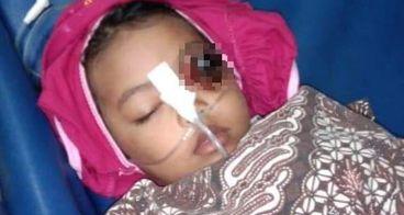 Bantu Nayzila sembuh dari kanker mata