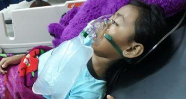 Cinta kami untuk Adelia melawan Meningitis