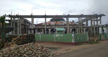 Bantu Muslim Oelaba - NTT Membangun Masjid