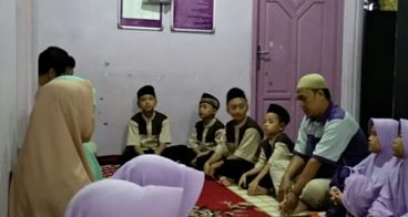 Bantu saudara-saudara anak yatim dan dhuafa