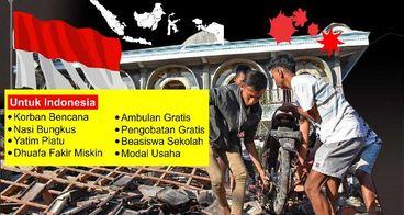 Berani Sedekah untuk Indonesia