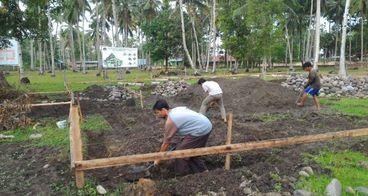 Bantu Pembangunan Masjid Untuk Suku Terasing