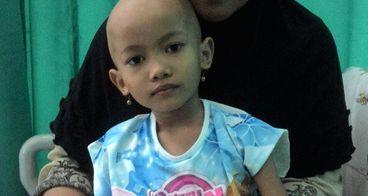 Bantu Hanum Melawan Nephroblastoma Stadium 4