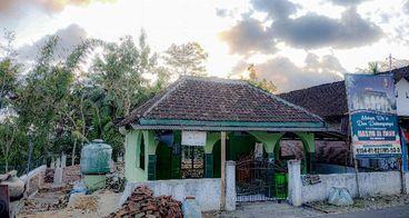 Bantu bangun masjid rosok. Perjuangan pemuda desa