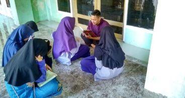 Balas Jasa DUTA DAKWAH Sahirul di Pelosok Majene