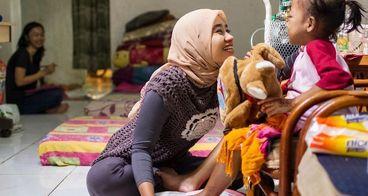 AYMP Bantu Rawat Anak Penderita Kanker & HIV/AIDS