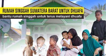 Bantu Rumah Singgah Untuk Terus Melayani Dhuafa