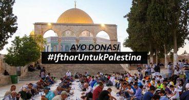 Ifthar Untuk Palestina