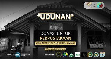 Perpustakaan untuk STP Khoiru Ummah Tanjungsari