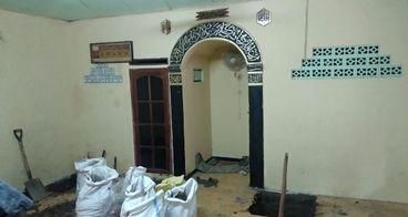Renovasi Musholla As-Salam Sangiang Tangerang