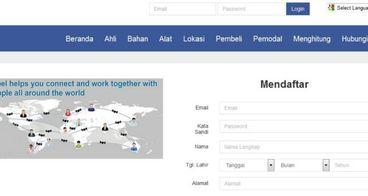 Majukan industri Indonesia dengan  tabel.id