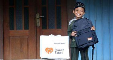 Sedekah Jariyah Bantu Anak Yatim Dhuafa