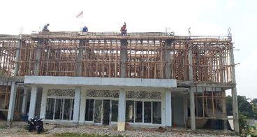 Bantu Pembangunan Masjid An Nafisah