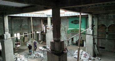 Bantu Pembangunan Masjid DJAMIRIYADHUL JANNAH