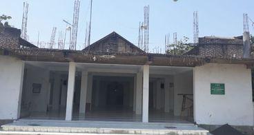 Mari Kita Bersama Renovasi Masjid AL-MUNAWWARAH