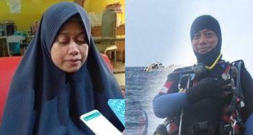 Bantu Keluarga Penyelam Syachrul - Misi Lion Air