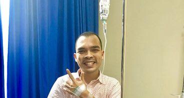 Bantu Saya Sembuh dari Kanker Usus Besar