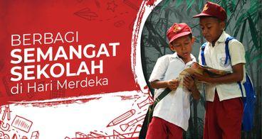 Perlengkapan Sekolah untuk Yatim Dhuafa