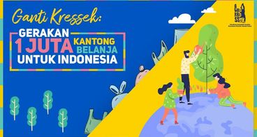 Indonesia Darurat Sampah Plastik