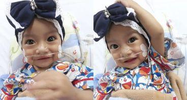 Beri Kesempatan Putri Untuk Operasi Jantung!