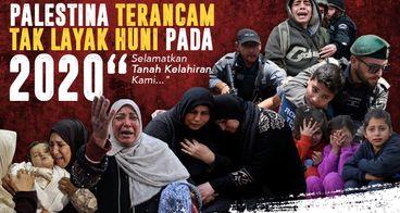 Selamatkan Palestina dari Ambang Kehancuran