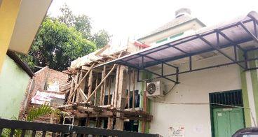 Bantu Pembangunan lantai 2 Masjid Al-Hikmah