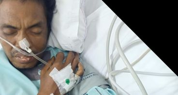 Bantu suami saya yang sedang sakit cancer darah