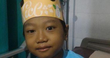 Bantu Kaffa melawan Leukemia SR