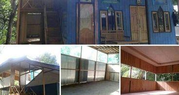 Bantu Pembangunan TK/TP Al-Quran Abdurrahman Jafri
