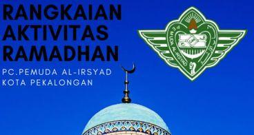 Rangkaian Aktivitas Ramadhan