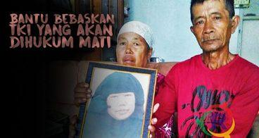 Bantu Bebaskan Eti yang Akan Dihukum Mati