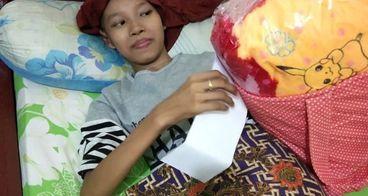 Bantu Nani menjalani pengobatan kankernya