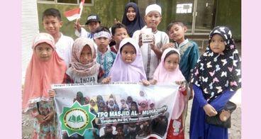 Semangat Baru Untuk TPQ Al - Muhajirin