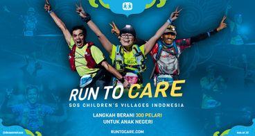 Bersama 300 Pelari Hidupkan Mimpi Anak Indonesia