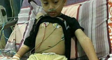 Bantu Ilham melawan bronkopnemonia
