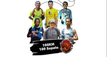 Yudhi Sanger Run 100km
