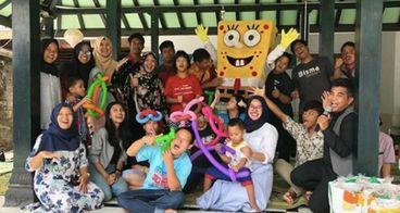 Kamar baru untuk Yayasan Sayap Ibu Yogyakarta