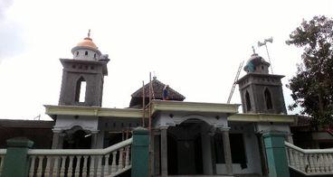 Renovasi Masjid Al-fatah