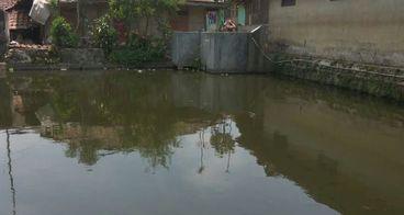 Bantu Desa  Nyalindung, miliki sumur air pertama