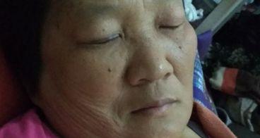 Bantu Mama Un Fa Sembuh dari Sakitnya